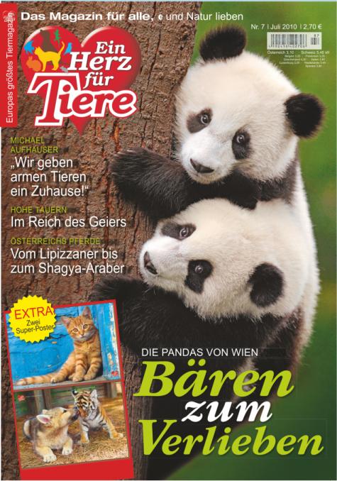 Lesetipp: Die Pandas von Wien