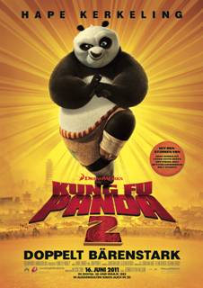Kung Fu Panda-Trainingslager